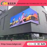 Schermo di visualizzazione fisso esterno del LED di colore completo dell'installazione P5 per il prezzo basso speciale