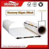 """Revestimento Premium 36"""" 90GSM por sublimação de tinta de secagem rápida Non-Curl Papel para transferência de calor"""