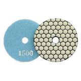 3 Diamond сухой шлифовки колодки / сухой полимер шлифовки тормозных колодок
