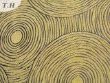 Ткань софы синеля ткани Gemotrical твердая одиночная с цветом 145cm