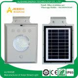 5W réverbère solaire direct d'éclairage de l'usine IP65 DEL