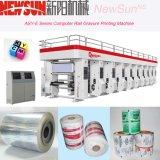Les presses à imprimer en gravure à film en plastique à imprimantes asy-e série Asy-E