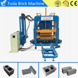 Máquina de fatura de tijolo concreta Canadá do Paver do auto cimento da pressão hidráulica