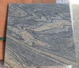 Mattonelle di Juparana della lastra del granito della Cina Juparana