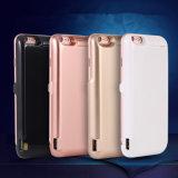 крышка обязанности резервной батареи заряжателя батареи 4000mAh портативная на iPhone 6/7