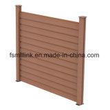 木製のプラスチック合成のカスタマイズされた塀