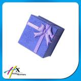Contenitore di regalo impaccante dei monili di carta su ordinazione popolari del punto