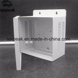 Caixa de interruptor elétrica impermeável da peça de metal do CNC para ao ar livre/ferragem