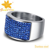 Exsr10rg High-End Ringen van de Juwelen van het Roestvrij staal van de Manier de Goedkope