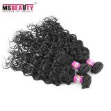 Het onverwerkte Haar van de Mink van het Menselijke Haar van 100% Maleise Maagdelijke