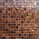 モザイク・ガラスのモザイク・ガラスのタイルのプールのタイル