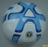 Balón de fútbol de costura de la máquina del PVC 3#