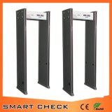 6つのゾーンの戸枠の金属探知器の機密保護の金属探知器
