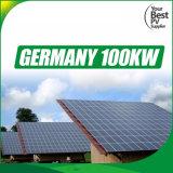 Система генератора энергии связи 100kw решетки солнечная для промышленной пользы