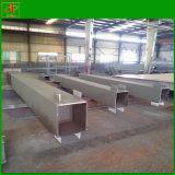 Prefabricated 용접된 구조 강철 건축재료 광속 박스 칼럼