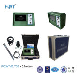 Détecteur de fuite ultrasonique de l'eau du meilleur matériel sensible 5m Pqwt-Cl700