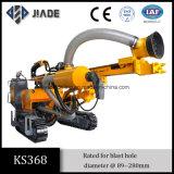 Rig Ks368 hidráulico hacia abajo el agujero de perforación
