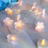 Décoration Chambre Plum Blossom Fée de lumières LED Lights Battery Operated