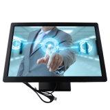 19 polegadas tela quadrada monitor de ecrã táctil Resistivo