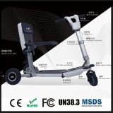 Transformable франтовской складывая самокат трицикла электрический, самокат для более старых людей, неработающий электрический самокат удобоподвижности, 2017 самый новый E-Самокат