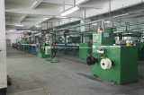 Chaîne de production en nylon d'extrusion de câble de gaine de Mince-Mur