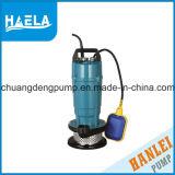 Pompa ad acqua sommergibile di Qdx con l'interruttore di galleggiante