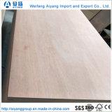 Contenedor Apitong Keruing/pisos de madera contrachapada de tamaño 1160*2400*28mm