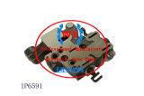 KOMATSU-Planierraupe D60p-11. D65p-8. D65A-8. D65A-11. Maschinen-Ventil Ass'y für Arbeits-Geräten-Ventil des Motor-S6d125-1: 701-33-12006 Ersatzteile