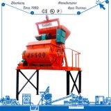 500L 수용량 Js500 판매를 위한 전기 구체 믹서 또는 기계
