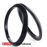 Valve Industry를 위한 까만 Viton Triangle Gasket Seals