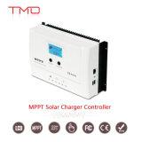 Fábricas 12V/24V/36V/48V 20A 30A 50A 60A 80A 100um controlador de carga MPPT Solar para o Sistema de Energia Solar