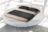 Neuer Entwurf des Bett-A601 mit LED-Licht