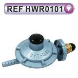 천연 가스/LPG (HWR0105)를 위한 알루미늄/아연 합금 저압 규칙