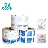 Низкая цена продукции из алюминиевой фольги на заводе Fornonwoven влажных салфеток, спирт Prep блока