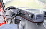 낮은 Price HOWO 6X4 290HP Dump Truck (Zz3257m3241)