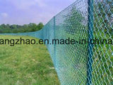 캐나다 Market를 위한 PVC Coated Chain Link Fence