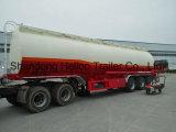 3 Kraftstoff-LKW-Fahrzeug-Becken-Schlussteil-Öltanker-halb Schlussteil der Wellen-45000L