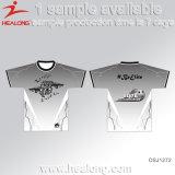 Healong Clouded Factory Clothing Sublimation Men' S T-Shirt for Sale