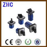 32A 1-0-2 3p 중국 제조 전문가 3 위치 로터리 스위치 변경 스위치