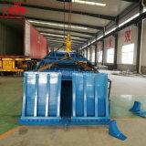 Rampa hidráulica móvel da doca da carga para o armazém do recipiente do caminhão