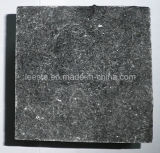 La province de Hainan G684 Black Pearl pavage de la pierre de lave Granite Wall Tile