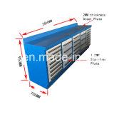 De op zwaar werk berekende Werkbank van het Kabinet van de Lade van het Metaal voor Garage en Workshop (mw01-4)