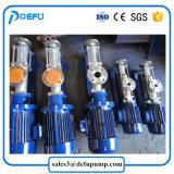 Pompe progressive della cavità di trasferimento di grande viscosità dell'olio del rifornimento della fabbrica