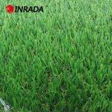 Het goedkope Natuurlijke Groene Kunstmatige Gras van de Prijs
