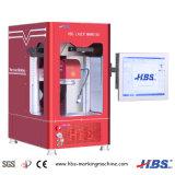 20W 30W Fiber Laser Marking Machine Integrated Design Enclosed Compact portable