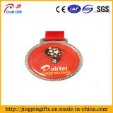 Custom Football médaille de métal de haute qualité
