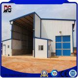 Acero prefabricados edificios de almacenes, talleres