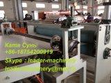 Ligne machines d'extrusion de feuille de PVC de plastique