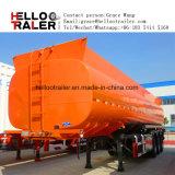 Cimc de Semi Aanhangwagen van de Tanker van /Fuel van de Olietanker van 3 As 40m3