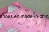 Los últimos zapatos de lona del diseño causal del deporte con el OEM